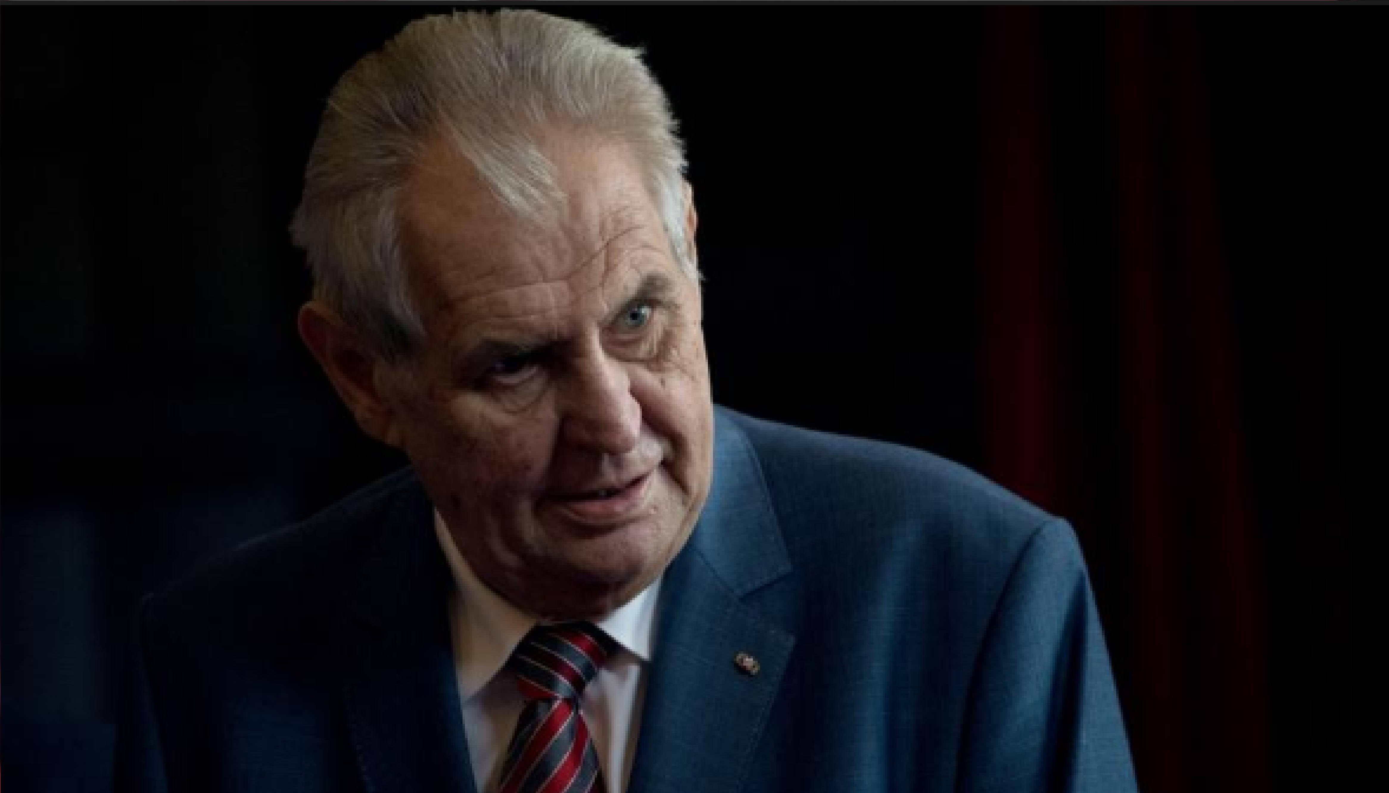 Miloš Zeman (ČT)