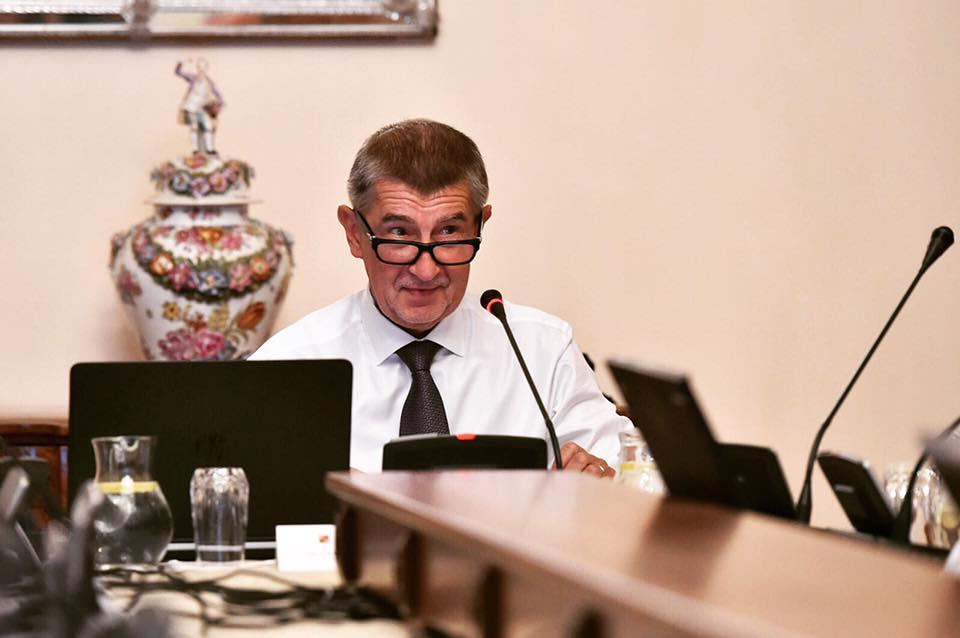 Andrej Babiš (FB A. Babiše)
