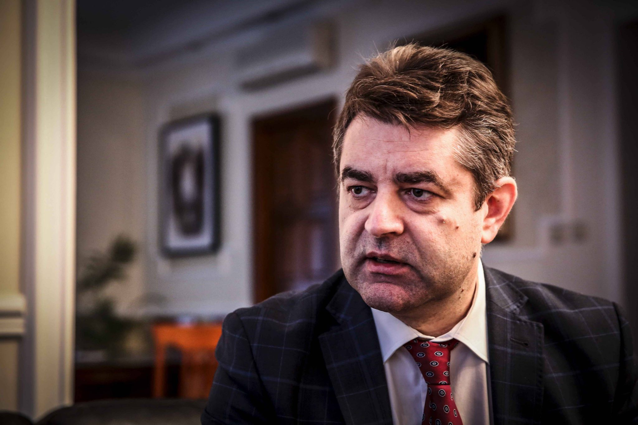 Jevhen Perebyjnis (Pavel Hofman)
