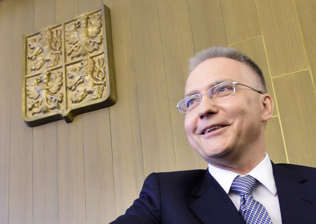 Ředitel BIS Michal Koudelka  (ČTK)