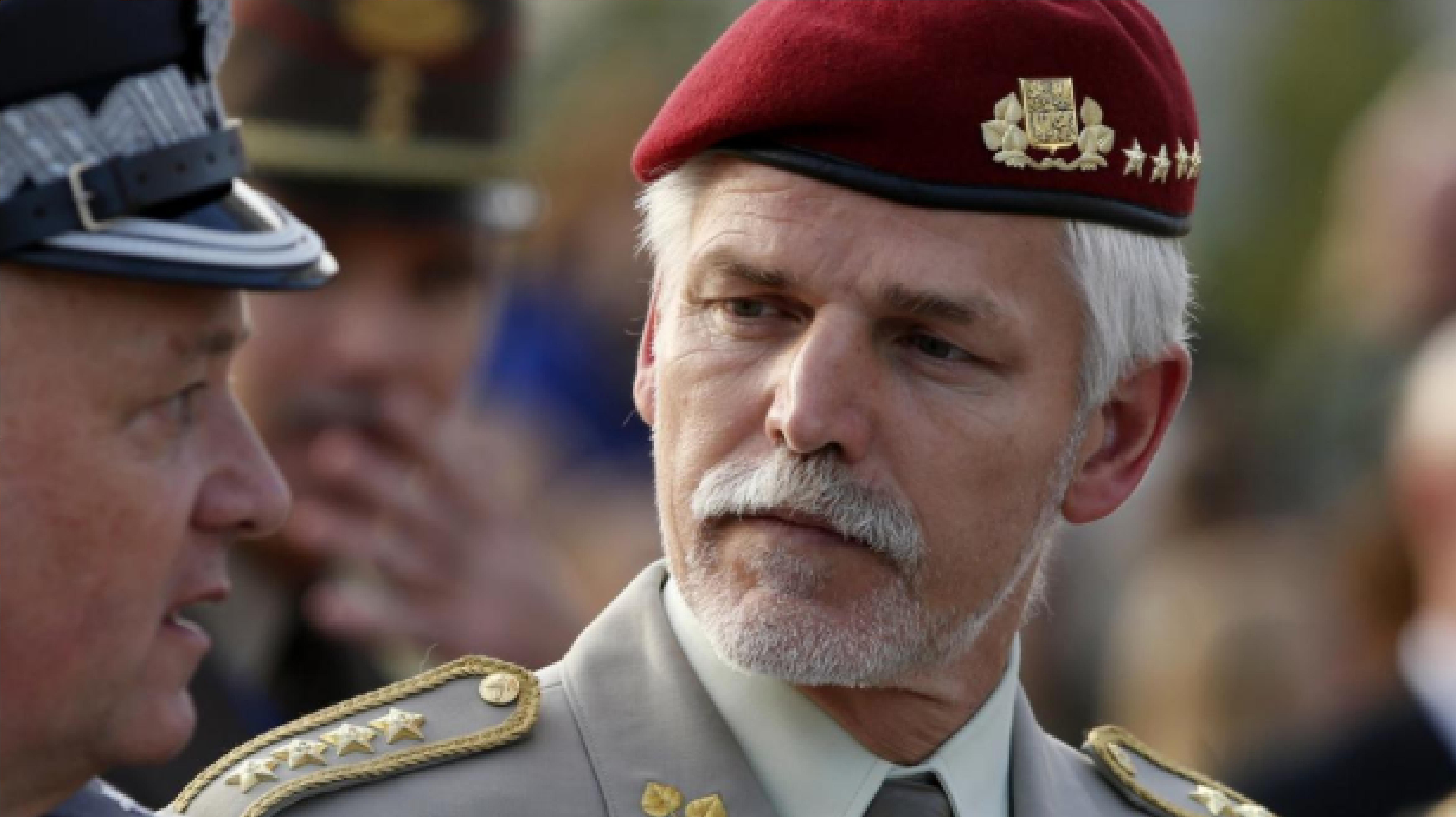 Armádní generál Petr Pavel  (ČTK)