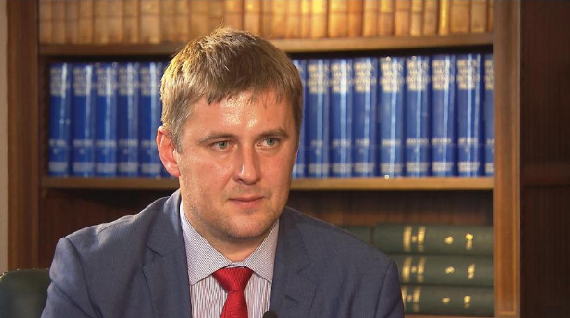 Ministr zahraničí Tomáš Petříček (ČSSD) (Česká televize)