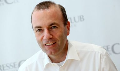Manfred Weber (wikipedia)