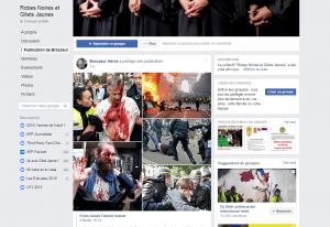 Facebook, AFP