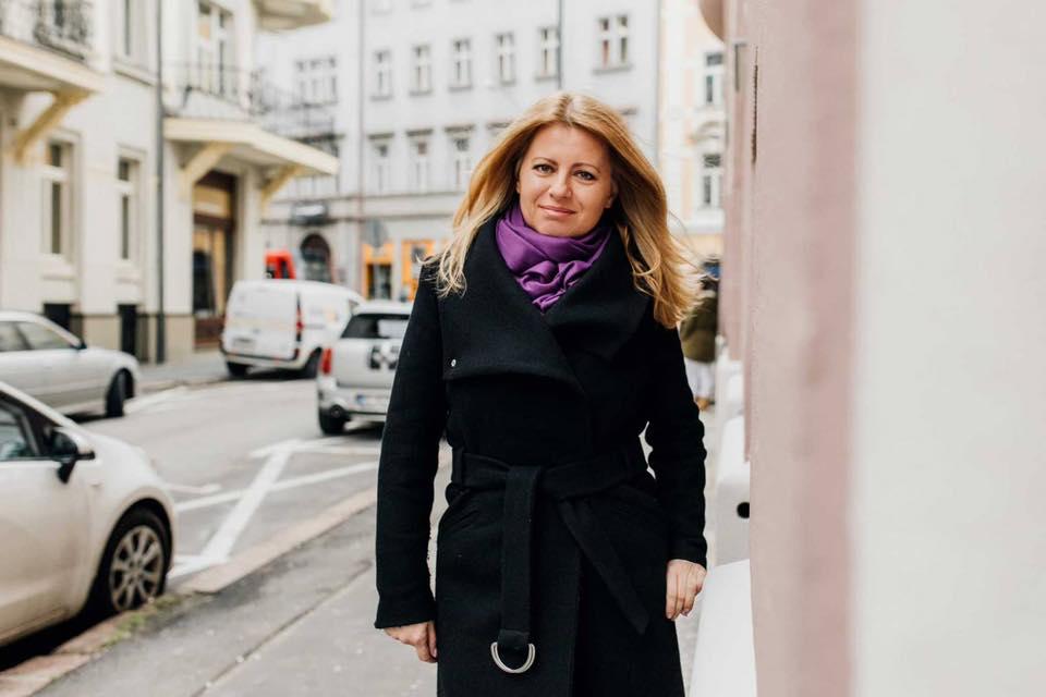 Zuzana Čaputová (FB)
