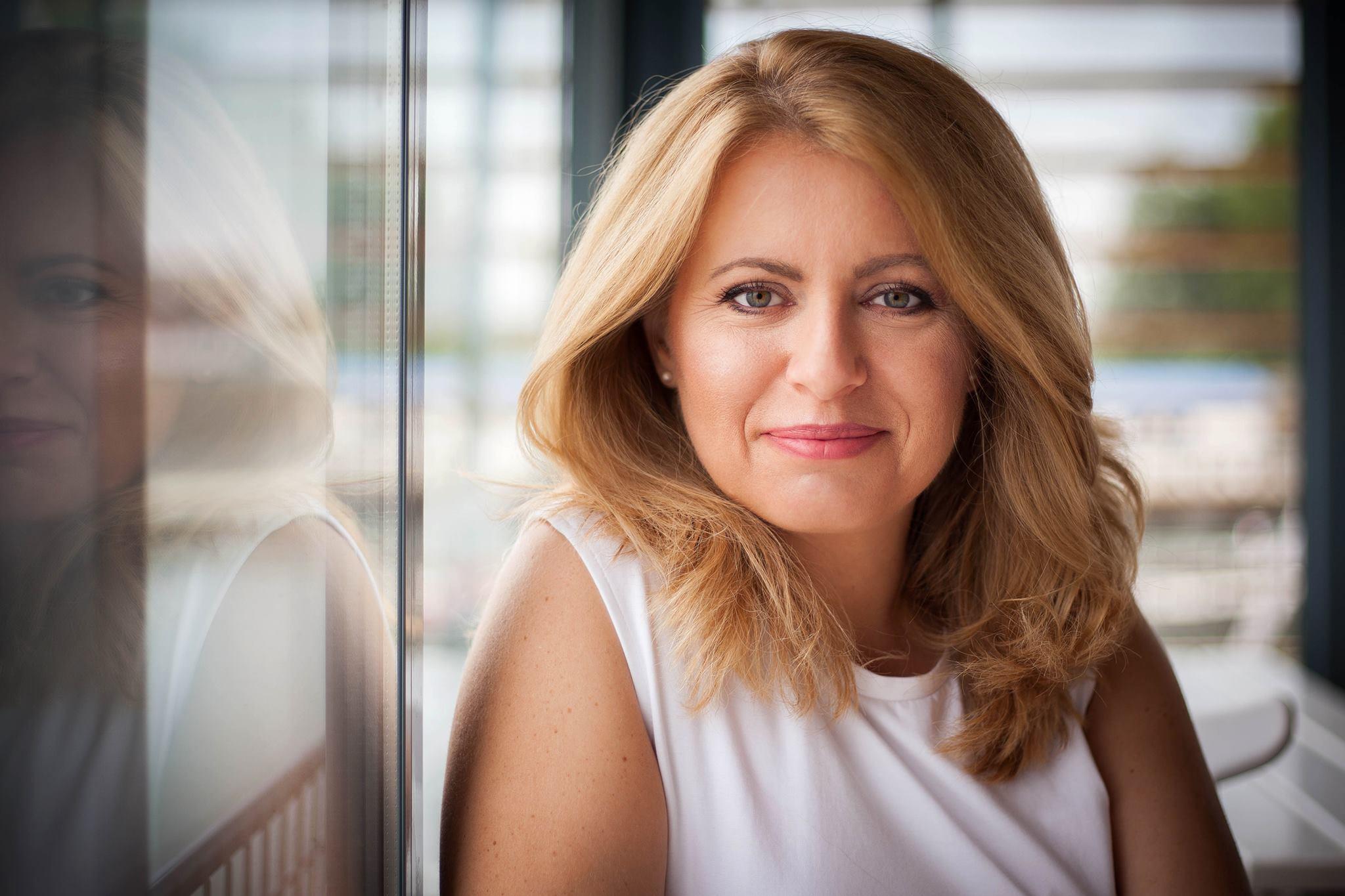 FB Zuzana Čaputová