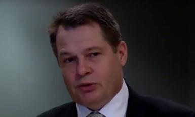 Český velvyslanec v Moskvě Vítězslav Pivoňka (ČTK)