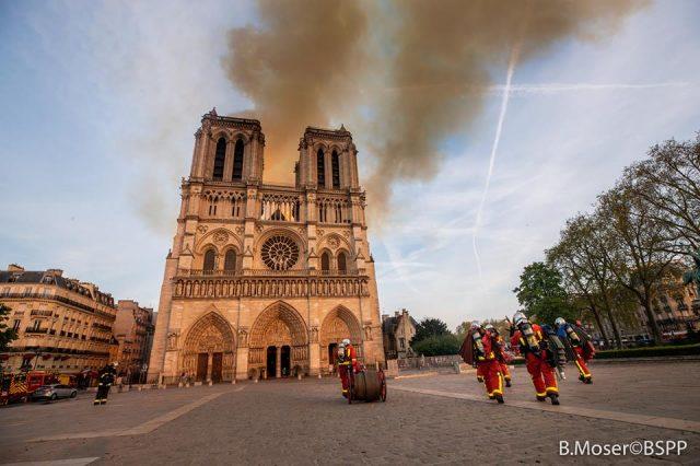 FB Pompiers de Paris