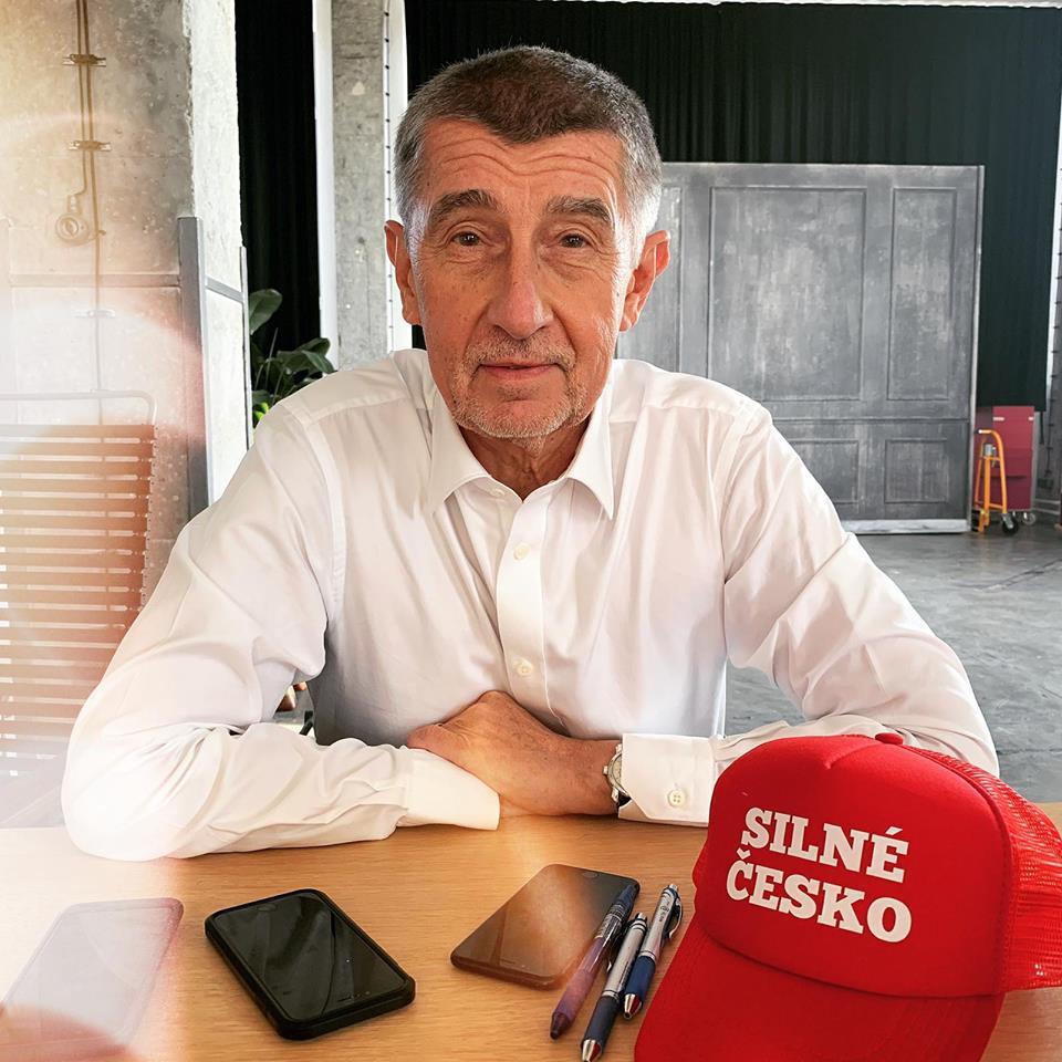 Facebook Andreje Babiše