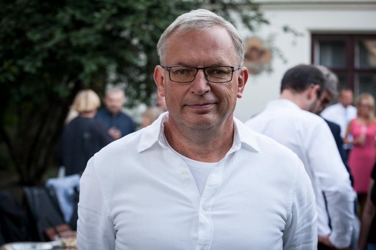 Senátor David Smoljak  (archiv D. Smoljaka)