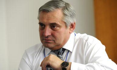 Předseda ÚOHS Petr Rafaj poskytl  (ČTK)