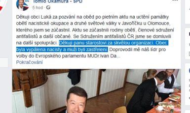 FB T. Okamury