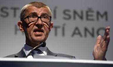 Premiér a předseda hnutí ANO Andrej Babiš  (ČTK)