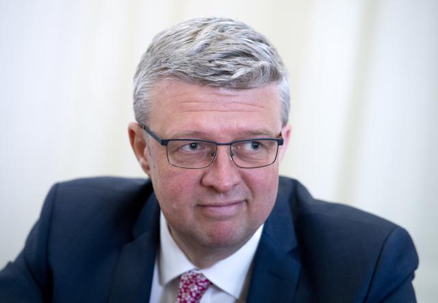 Místopředseda vlády, ministr průmyslu a obchodu a ministr dopravy Karel Havlíček (za ANO)  (ČTK)
