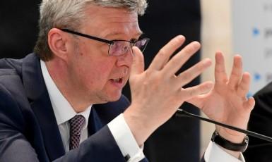 Ministr průmyslu a obchodu Karel Havlíček (ANO) (ČTK)