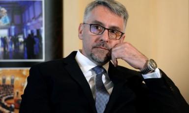 Ministr obrany Lubomír Metnar (za ANO)  (ČTK)