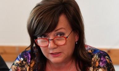 Ministryně financí Alena Schillerová (za ANO) (ČTK)