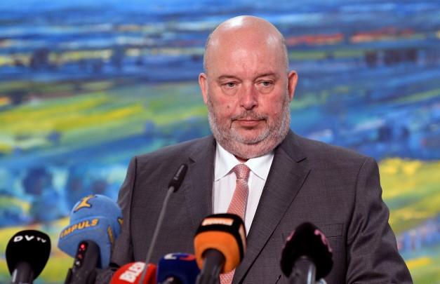 Ministr zemědělství Miroslav Toman (ČSSD)  (ČTK)