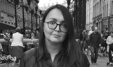Zavražděná ruská aktivistka Jelena Grigorijevová (fb)