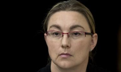 První náměstkyně ministra kultury Kateřina Kalistová (ČSSD)  (ČTK)
