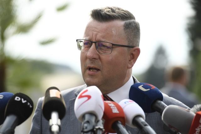 Bývalý ministr kultury Antonín Staněk  (ČTK)
