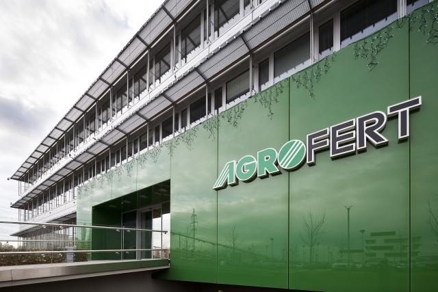 Pražské sídlo agrochemického holdingu Agrofert (ČTK)