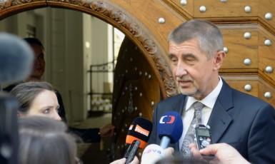 Předseda vlády a šéf hnutí ANO Andrej Babiš (ČTK)