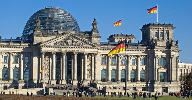 Německý spolkový sněm v Berlíně ()
