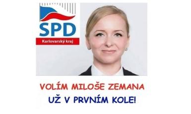 Karla Maříková (FB)