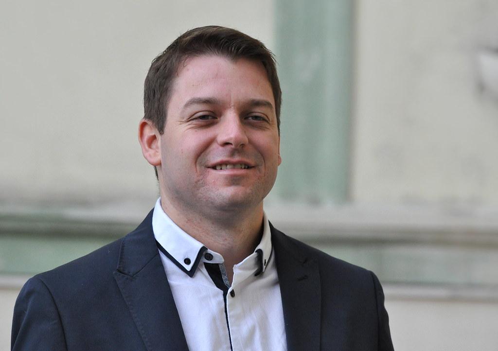 Poslanec Tomáš Martínek (Piráti)  (flickr.com)