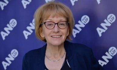 Poslankyně a bývalá ministryně spravedlnosti Helena Válková (ANO)  (ČTK)
