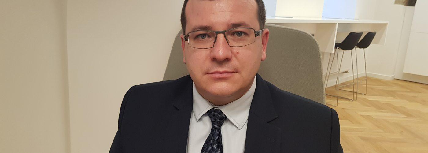 Náměstek litevského ministra obrany Edvinas Kerza (hlidacipes.org)