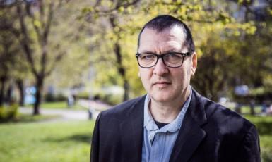 Spisovatel Emil Hakl (ČTK)