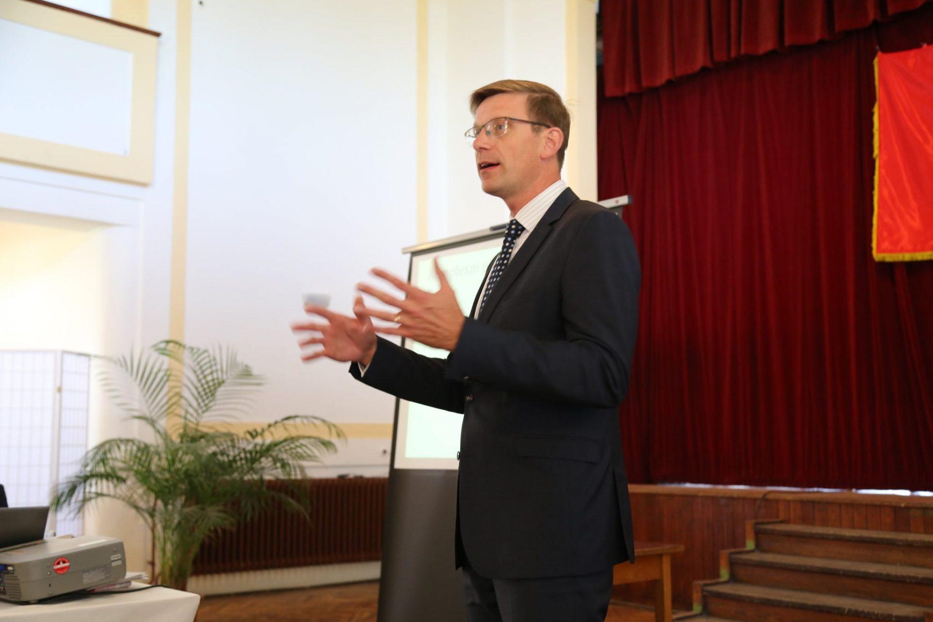 Místopředseda ODS Martin Kupka (FB)