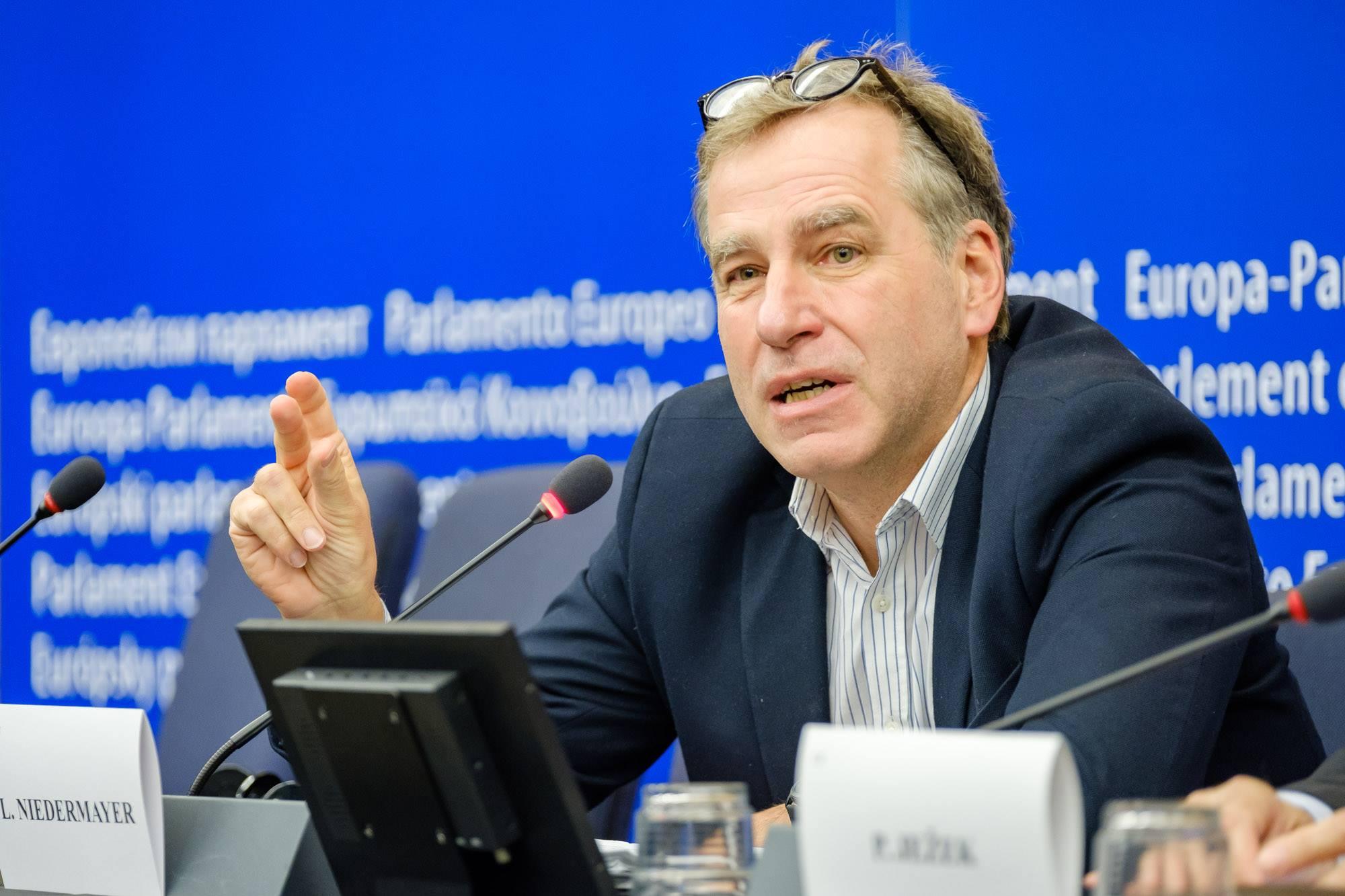 Europoslanec Luděk Niedermayer (FB)