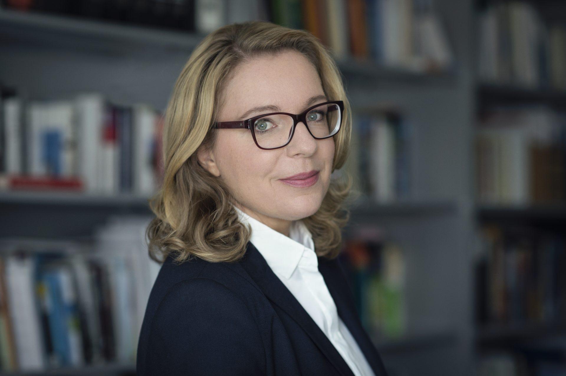 Nord Stream 2 nedává žádný smysl. Profesorka  Claudia Kemfertová (© Oliver Betke)