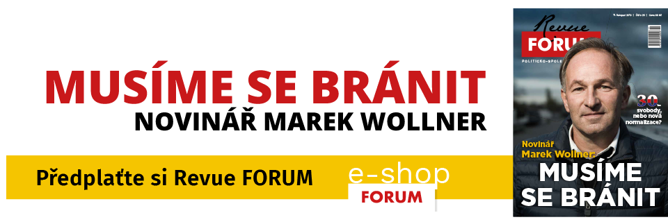 Banner Revue Forum listopad 2019