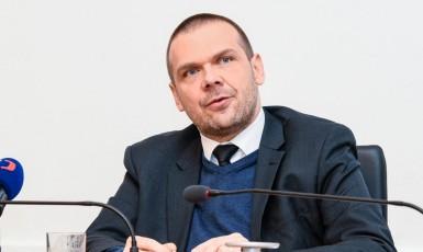 Plzeňský primátor a poslanec Martin Baxa (ODS) (FB Martin Baxa)