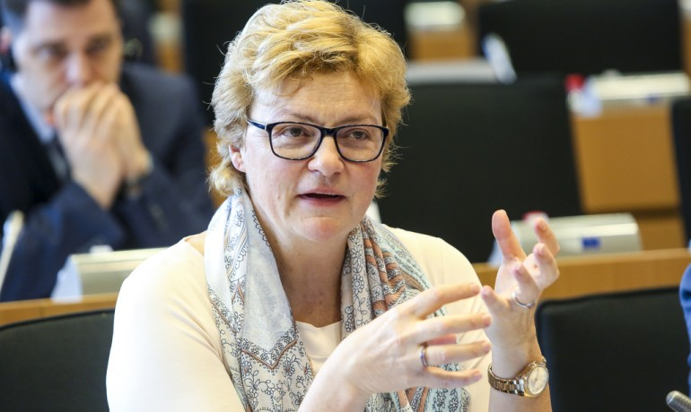Monika Hohlmeierová vedla misi EP do České republiky. (Evropská unie)