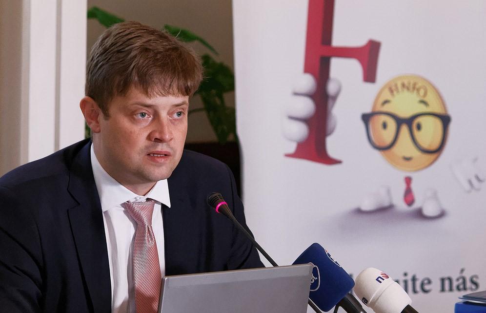Bývalý ředitel Finanční správy Martin Janeček (FB MFCR)