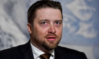 Státní tajemník ministra zemědělství Jan Sixta (ČTK)