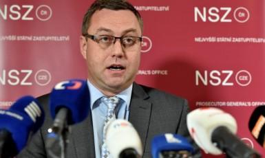 Nejvyšší státní zástupce Pavel Zeman  (ČTK)