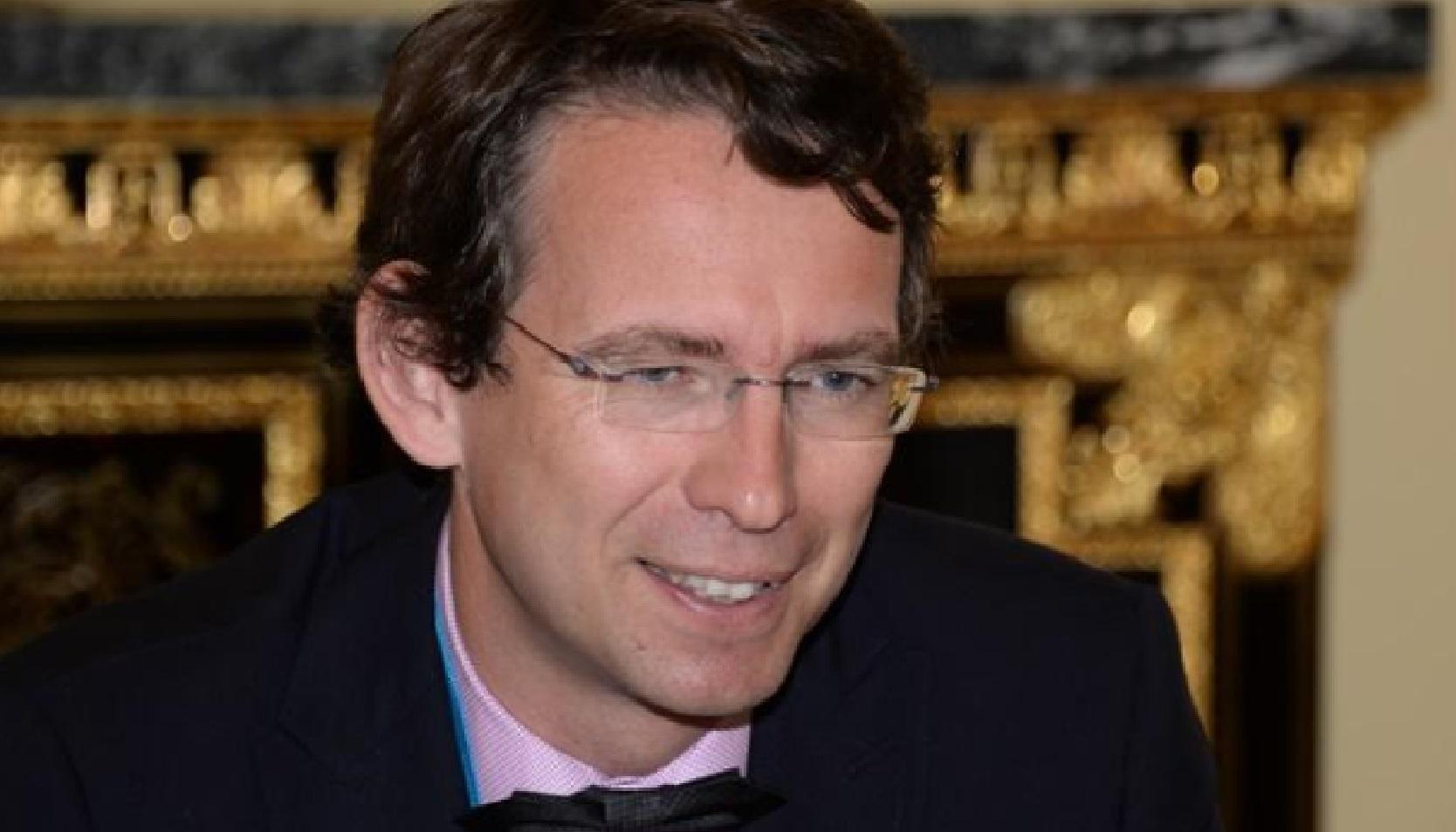 Velvyslanec ve Francii Petr Drulák (MZV.ČR)