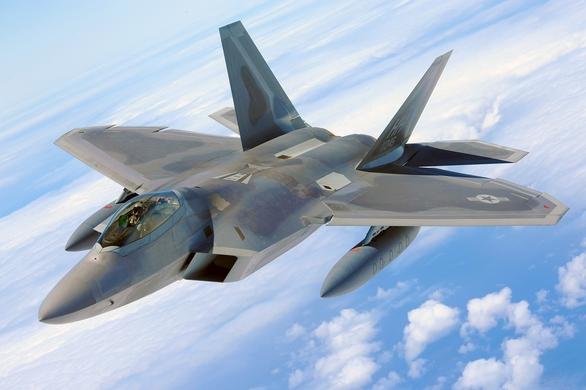 F-22 Raptor, ilustrační foto  (U.S. Air Force photo/Senior Airman Gustavo Gonzalez) (Armádní noviny)
