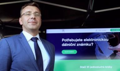 Exministr dopravy Vladimír Kremlík  (ČTK)
