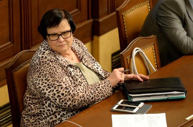 Ministryně spravedlnosti za ANO Marie Benešová  (ČTK)