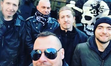 Kontroverzní hudební skupina Ortel (FB Ortel)