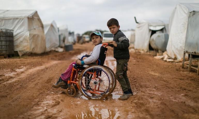 FB Idlib The WhiteHelmets