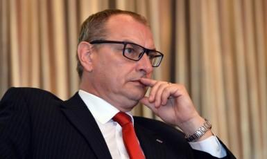 Prezident Asociace hotelů a restaurací ČR Václav Stárek  (ČTK)