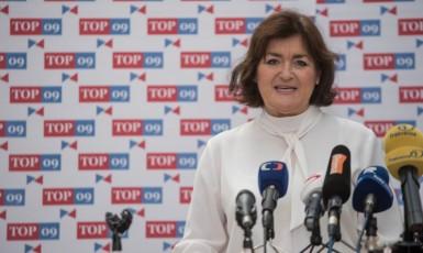 Helena Langšádlová (Archiv TOP 09)